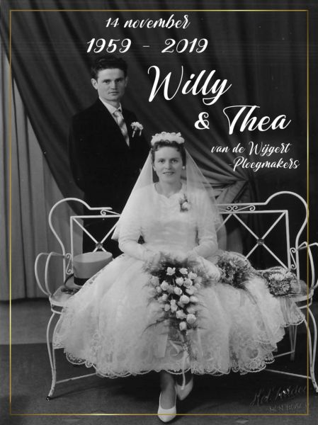001 Willy & Thea 60 jubileum