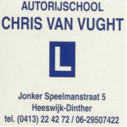 Autorijschool Chris van Vught